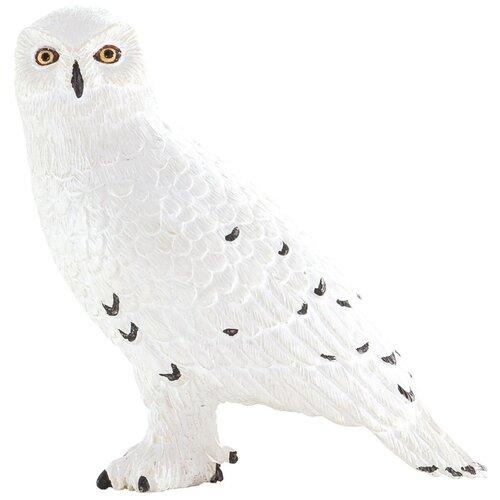 Фигурка Mojo Woodland Полярная белая сова 387201 ahura 03фигура полярная сова с кристаллами сваровски