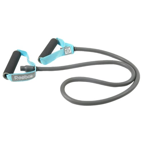 цена на Эспандер универсальный REEBOK RATB-11032 135 см голубой/серый