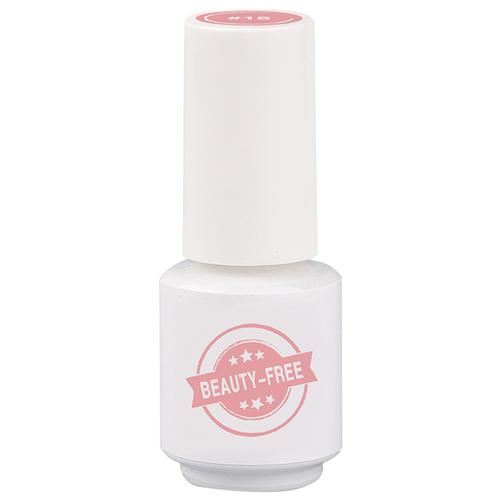 Купить Гель-лак для ногтей Beauty-Free Gel Polish, 4 мл, темно-розовый