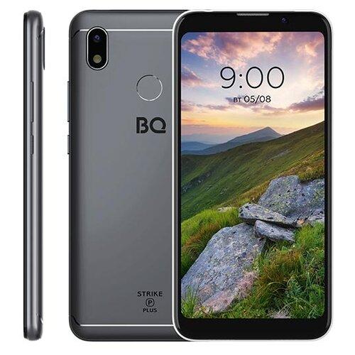 Купить Смартфон BQ 5535L Strike Power Plus серый