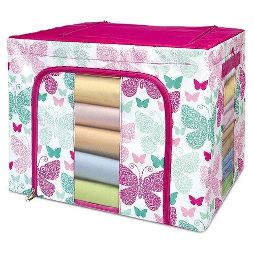 Система хранения Фея порядка, 40,6x33x30,5 см, 2 молнии, текстиль