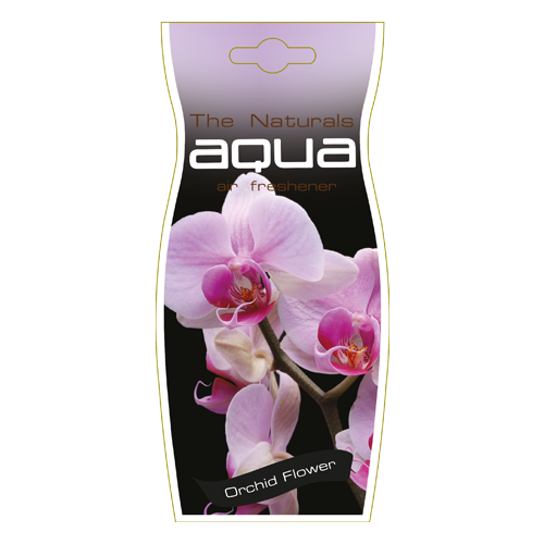 Aqua Ароматизатор для автомобиля Naturals Flower Drop Orchid Flower 12 г
