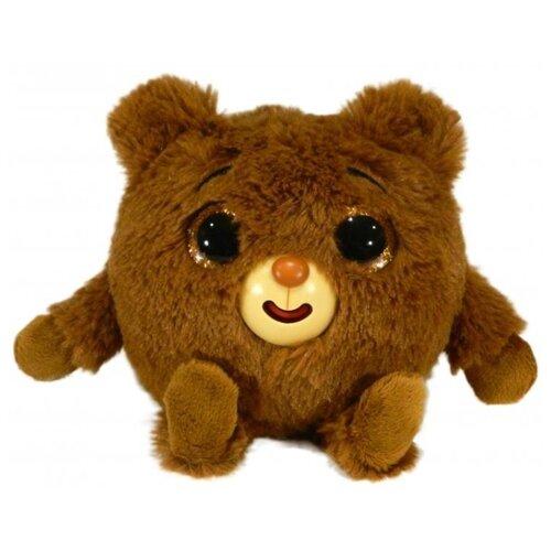 Купить Мягкая игрушка 1 TOY Дразнюка-zooка Медвежонок 13 см, Мягкие игрушки
