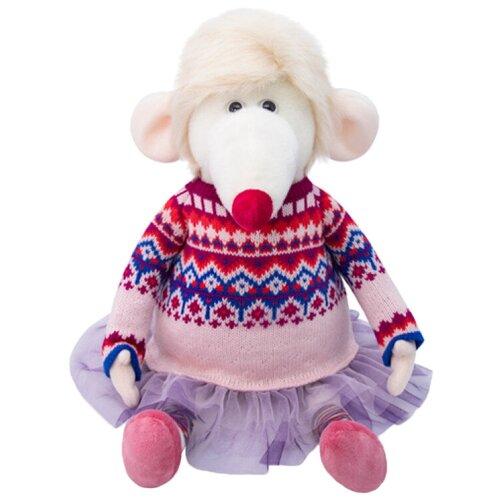 Фото - Мягкая игрушка BUDI BASA collection Миссис Крыся 26 см мягкая игрушка budi basa collection кэйя 17 см