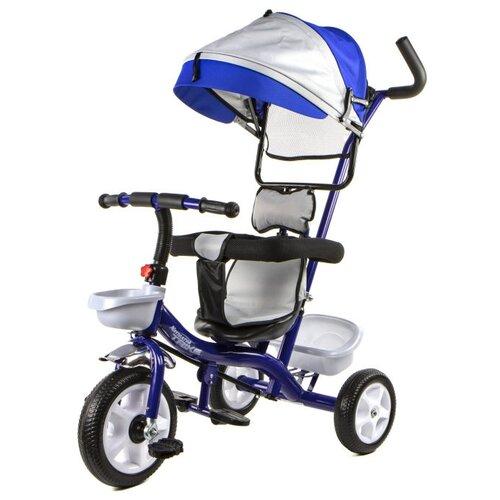 цена на Трехколесный велосипед Navigator Т17460 синий