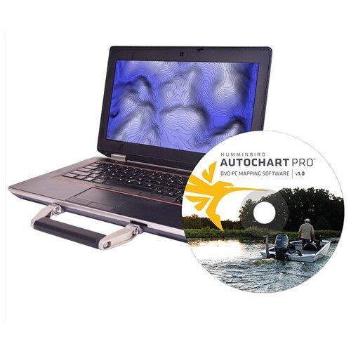Humminbird AutoChart PRO, коробочная версия, английский, кол-во лицензий: 1, срок действия: бессрочная