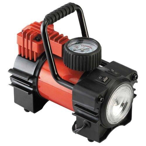 цена на Автомобильный компрессор ZiPOWER PM6507 красный