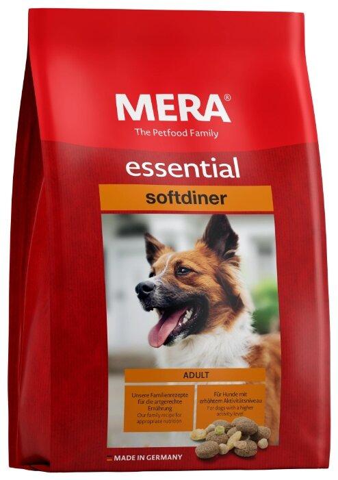 Корм для собак Mera Softdiner для активных животных