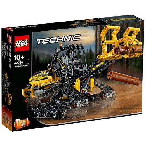 Купить Конструктор LEGO Technic 42094 Гусеничный погрузчик, Конструкторы
