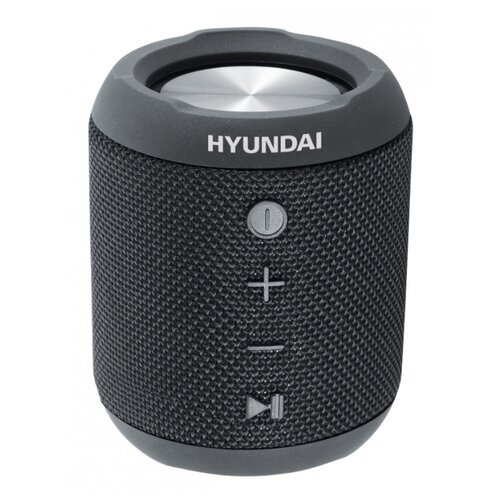 цена на Портативная акустика Hyundai H-PAC300 черный