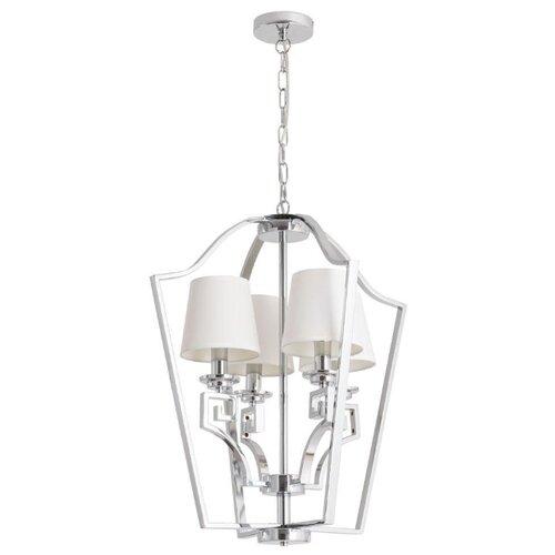 Люстра Arte Lamp Arabeschi A3155SP-4CC, E14, 240 Вт люстра arte lamp montmartre a3239lm 6wh e14 240 вт