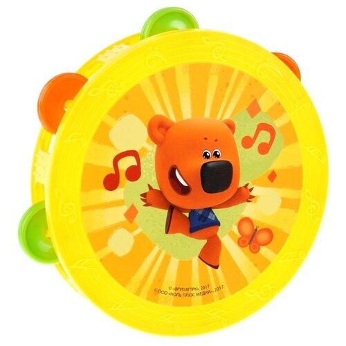 Играем вместе бубен МиМимишки B421478-R3 желтый