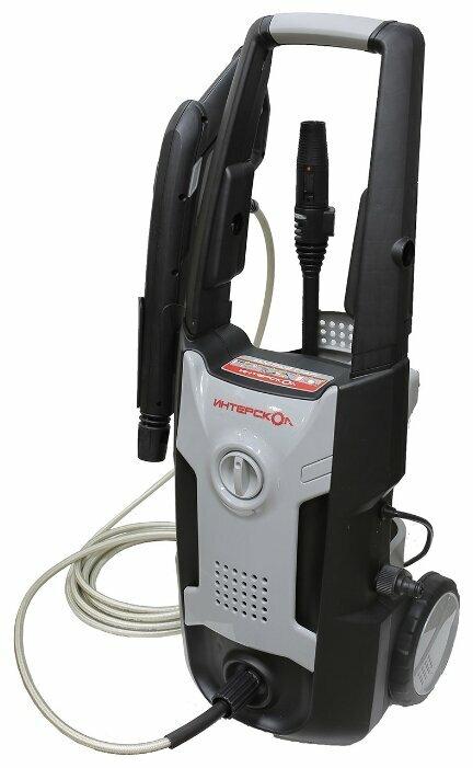 Мойка высокого давления Интерскол АМ-130/1800 1.8 кВт