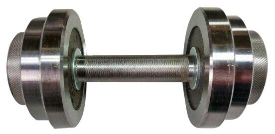 Гантель разборная Атлант-Спорт металлическая 7 кг