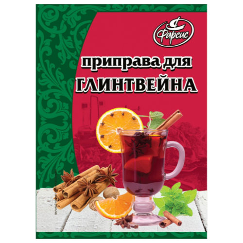 Фарсис Приправа для глинтвейна 25 гр /5 шт