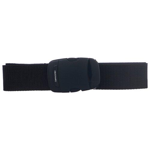 Ремень для багажа Samsonite CO1-96055/11055/09055/00055, черный ремень для багажа samsonite co1 11056 96056 09056 синий