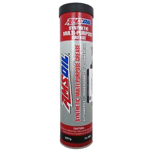 Автомобильная смазка AMSOIL Synthetic Multi-Purpose Grease NLGI #2 0.397 кг