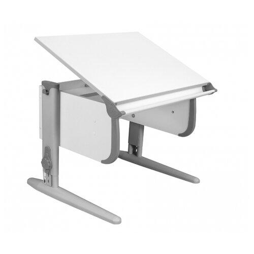 Купить Стол ДЭМИ СУТ-24 75x55 см белый/серый/серый, Парты и столы