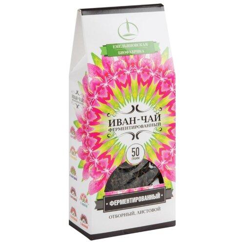 Чайный напиток травяной Емельяновская биофабрика Иван-чай , 50 г