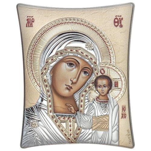 Икона Slevory Казанская 144TW2FW, 8х9 см по цене 1 755