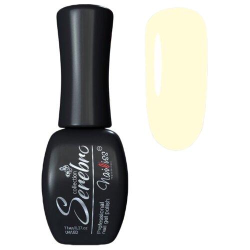 Купить Гель-лак для ногтей Serebro Классическая коллекция, 11 мл, оттенок 183 маршмеллоу