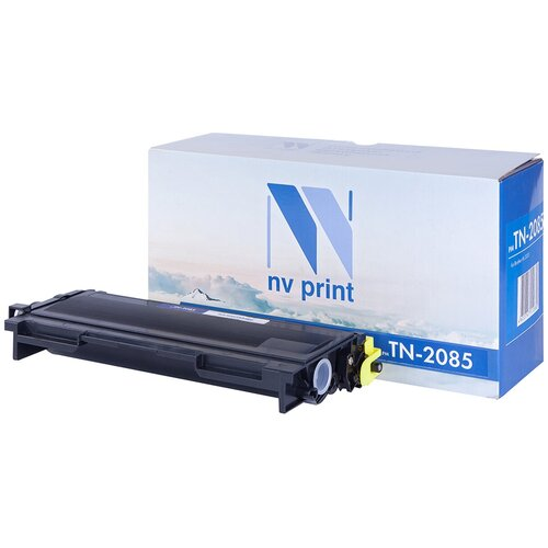 Фото - Картридж NV Print TN-2085 для Brother, совместимый картридж nv print tn 2085 для brother hl 2035 1500k