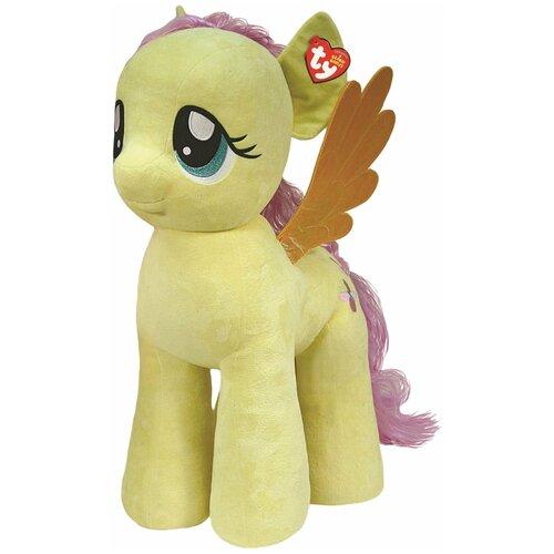Мягкая игрушка TY Beanie buddies Пони Fluttershy 76 см