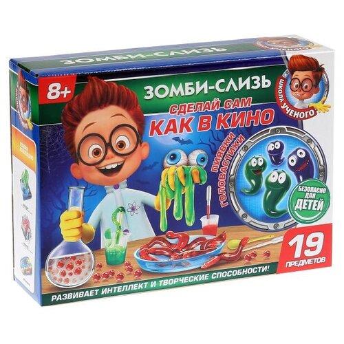 Купить Набор Играем вместе Школа ученого. Зомби-слизь (TXMR-010-R), Наборы для исследований