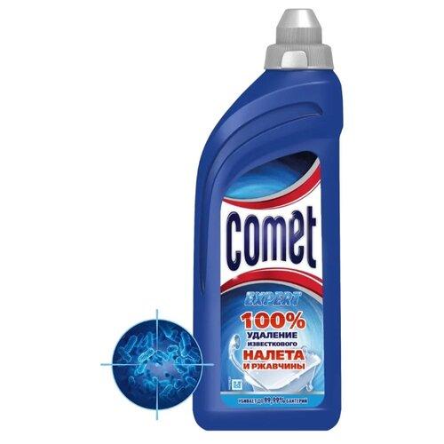 Фото - Comet Expert гель для удаления ржавчины и известкового налета, 0.5 л unicum спрей для удаления известкового налета и ржавчины 0 5 л