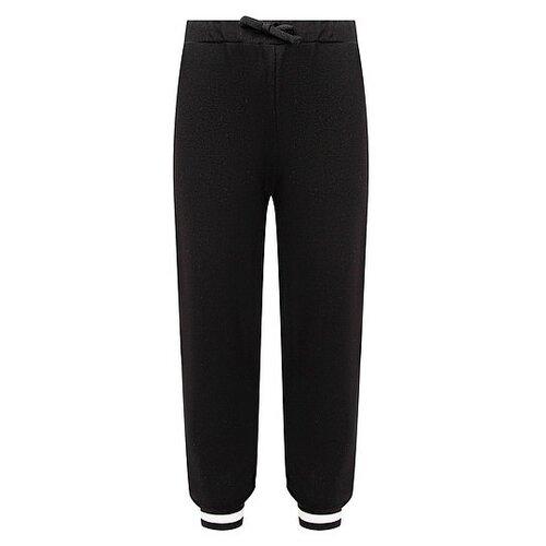 Спортивные брюки Mayoral размер 174, черный брюки mayoral 06529 размер 174 009 синий
