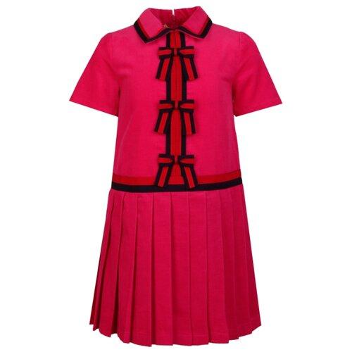 цена Платье GUCCI размер 116, розовый онлайн в 2017 году