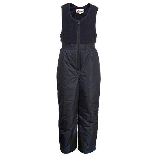 Купить Полукомбинезон Oldos Лонни OAW193T1PT68 размер 110, темно-синий, Полукомбинезоны и брюки