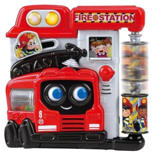 Интерактивная развивающая игрушка PlayGo Out Fire Station