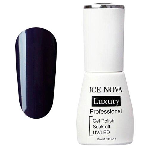 Купить Гель-лак для ногтей ICE NOVA Luxury Professional, 10 мл, 107 eggplant