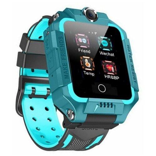 Детские умные часы Smart Baby Watch T10SL, зеленый детские умные часы c gps smart baby watch s4 зеленый черный
