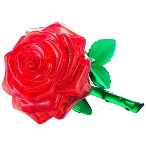 Фото - 3D-пазл Crystal Puzzle Роза L (YT212877), 44 дет. 3d пазл crystal puzzle дельфин 91004 95 дет