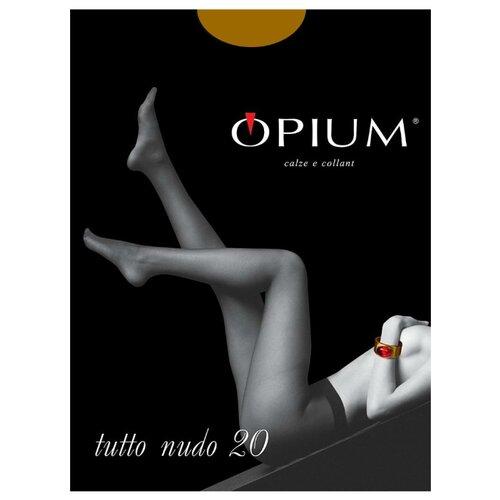 Колготки Opium Tutto Nudo 20 den, размер 2, visone (коричневый) колготки opium comfort 20den 2 visone