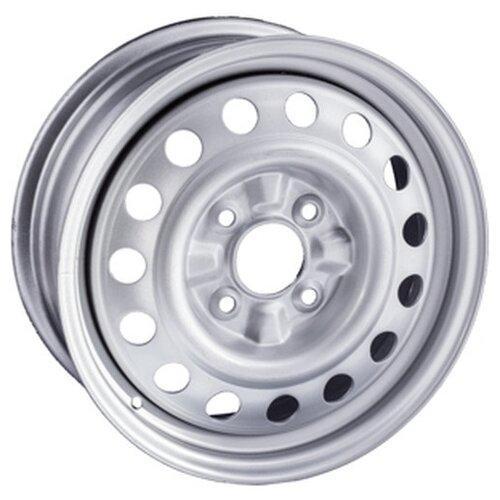 Фото - Колесный диск Trebl 8114_P 6х15/4х100 D54.1 ET48, silver колесный диск magnetto wheels 15003 6х15 4х100 d54 1 et48 silver