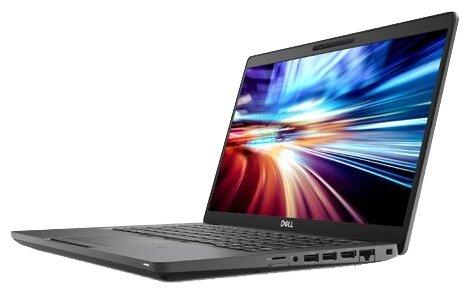 "Ноутбук DELL Latitude 5401 (Intel Core i5 9300H 2400 MHz/14""/1920x1080/8GB/256GB SSD/DVD нет/Intel UHD Graphics 630/Wi-Fi/Bluetooth/Windows 10 Pro)"