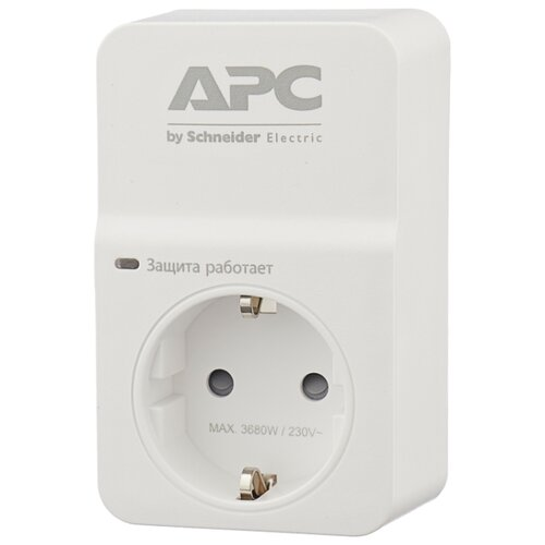 Сетевой фильтр APC by Schneider Electric PM1W-RS фото