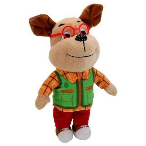 Купить Мягкая игрушка Мульти-Пульти Барбоскины Гена 20 см, Мягкие игрушки