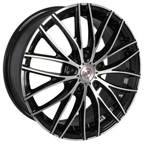 Фото - Колесный диск NZ Wheels F-28 6.5х16/5х100 D56.1 ET48, BKF колесный диск nz wheels f 31 7х17 5х108 d63 3 et55 bkf