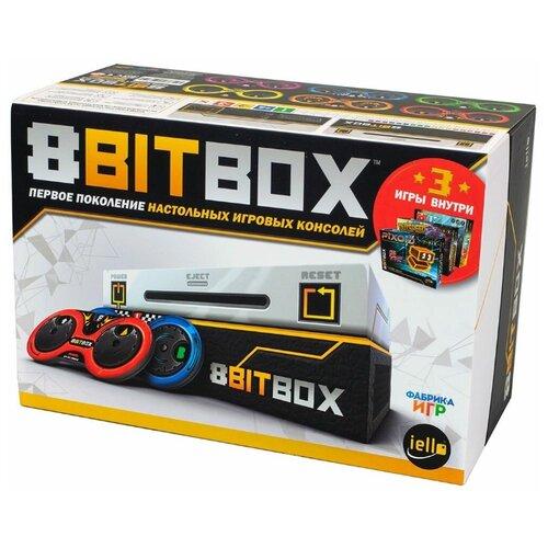 Купить Набор настольных игр Фабрика игр 8 Bit Box, Настольные игры