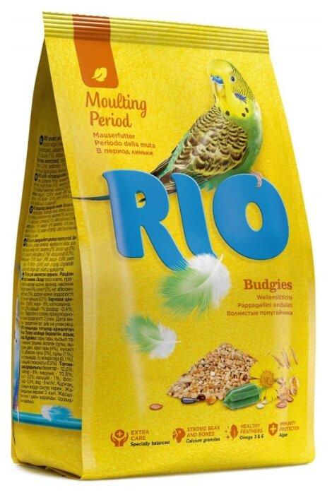 RIO Волнистые попугаи