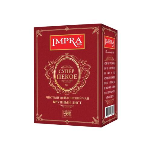 Чай черный Impra Супер Пекое