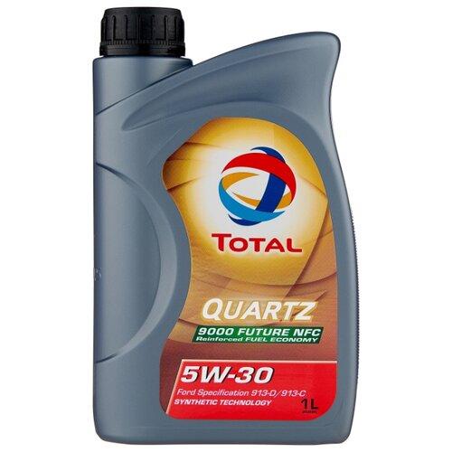 Фото - Моторное масло TOTAL Quartz 9000 Future NFC 5W-30 1 л моторное масло total quartz 9000 future gf 5 0w 20 1 л