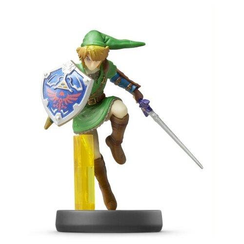 Купить Фигурка Amiibo Super Smash Bros. Collection Линк, Игровые наборы и фигурки