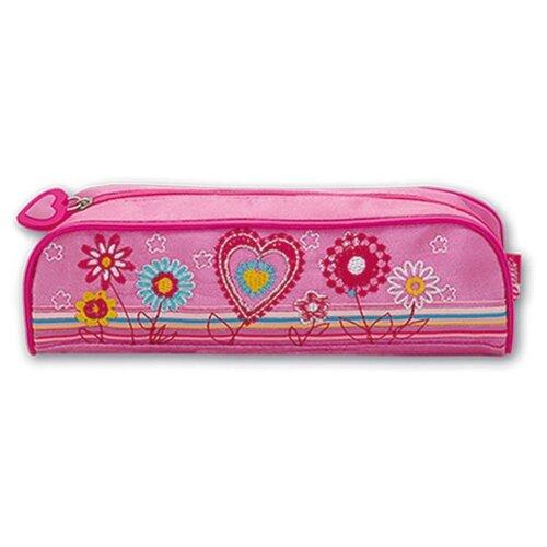 Купить Феникс+ Пенал-косметичка Розовый сон (30349) розовый, Пеналы