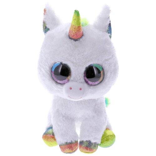 Мягкая игрушка TY Beanie boos Единорог Pixy 33 см