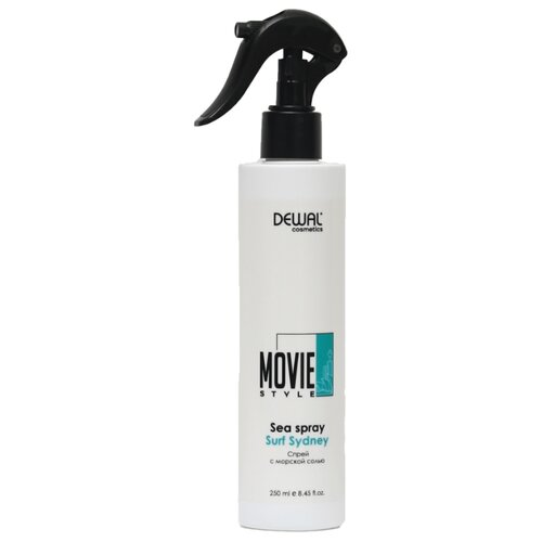 Фото - Dewal Cosmetics Текстурирующий спрей Movie Style Surf Sydney, 250 мл dewal cosmetics спрей для прикорневого объема movie style love barcelona 250 мл